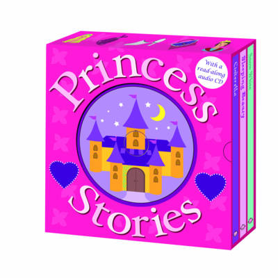 Princess Stories with CD (Paperback)