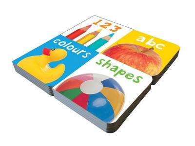 Concepts: My Little Chunky 4 Set (Board book)