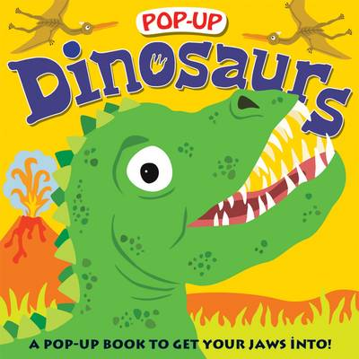 Dinosaurs - Pop-up Books (Board book)