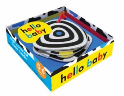 Shaped Flash Cards: Hello Baby