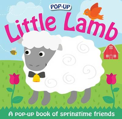 Little Lamb: Pop Up Books (Hardback)