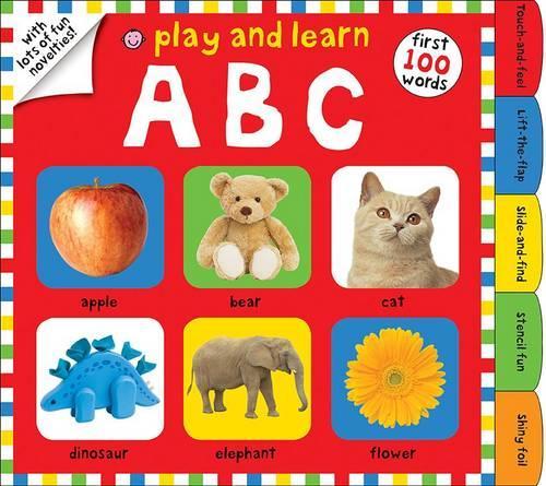 ABC: Play & Learn - Play & Learn (Board book)