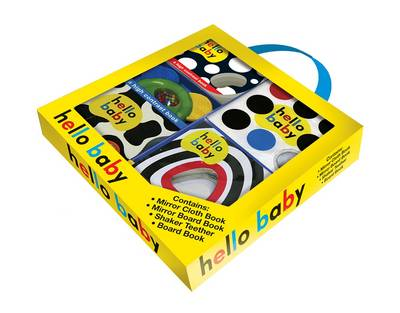 Hello Baby: Boxed Gift Sets