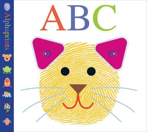 Alphaprints ABC: Alphaprints - Alphaprints (Board book)
