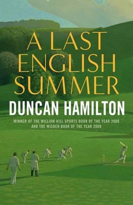 A Last English Summer (Hardback)