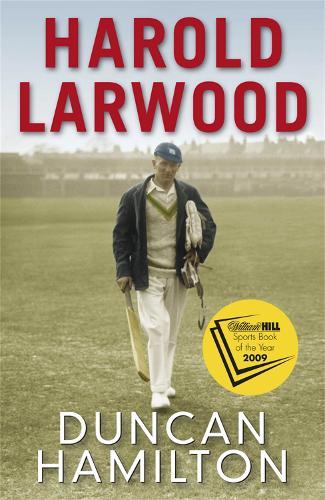 Harold Larwood (Paperback)