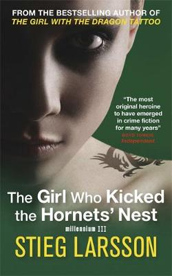 The Girl Who Kicked the Hornets' Nest (Paperback)