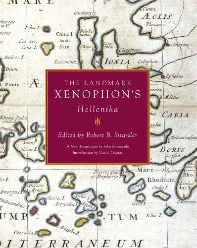 The Landmark Xenophon's Hellenika (Hardback)