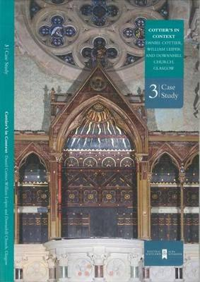 Cottier's in Context: Daniel Cottier, William Leiper and Dowanhill Church, Glasgow (Paperback)