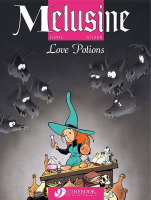Melusine: Love Potions v. 4 (Paperback)