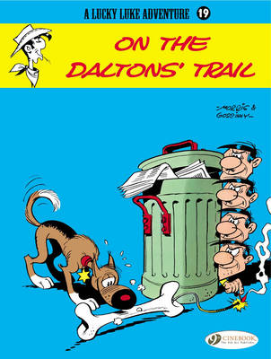 Lucky Luke: On the Daltons' Trail v. 19 (Paperback)