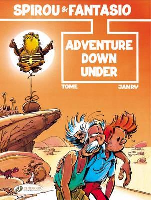 Spirou: Adventure Down Under v. 1 (Paperback)