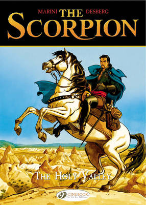 The The Scorpion: The Holy Valley Holly Valley v. 3 - Scorpion (Cinebook) 03 (Paperback)