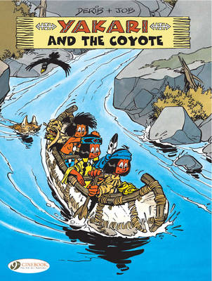 Yakari 9 - Yakari and the Coyote (Paperback)