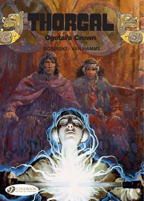 Thorgal: Ogotai's Crown Vol. 13 (Paperback)