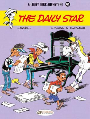 Lucky Luke: Daily Star v. 41 (Paperback)