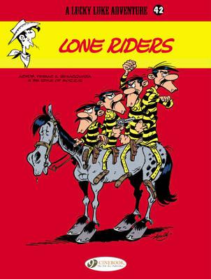 Lucky Luke: Lone Riders 42 (Paperback)