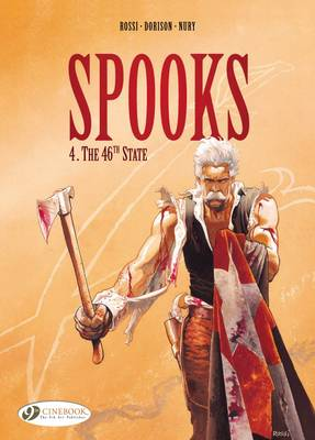 Spooks Vol.4: the 46th State (Paperback)