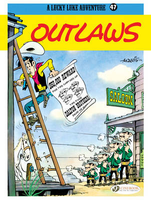 Lucky Luke: Outlaws v. 47 (Paperback)