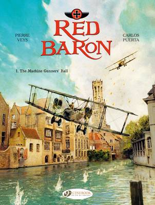 Red Baron: The Machine Gunner's Ball Volume 1 - Red Baron 1 (Paperback)