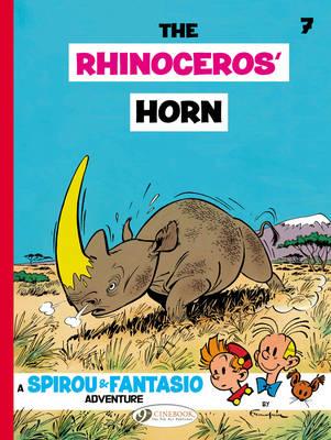 Spirou & Fantasio: 7: The Rhinoceros' Horn (Paperback)
