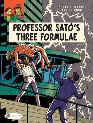 Professor Sato's Three Formulae: Part 2 (Paperback)