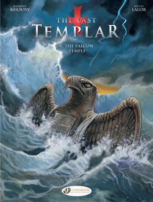 The Falcon Temple - The Last Templar (Paperback)