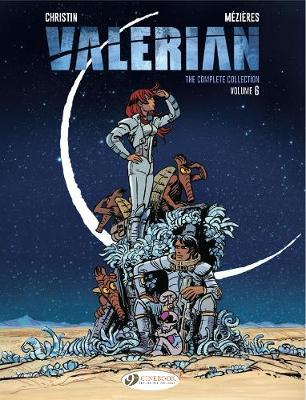 Valerian The Complete Collection Vol. 6 (Hardback)