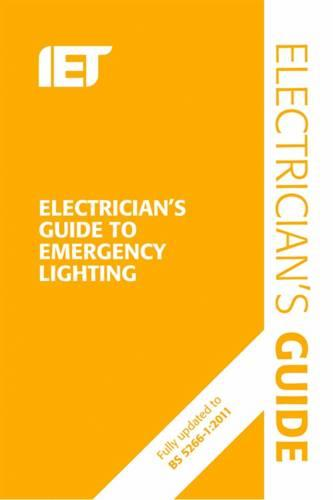 Electrician's Guide to Emergency Lighting - Electrical Regulations (Spiral bound)