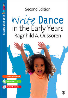 Write Dance in the Early Years: A Pre-Writing Programme for Children 3 to 5 - Lucky Duck Books (Paperback)