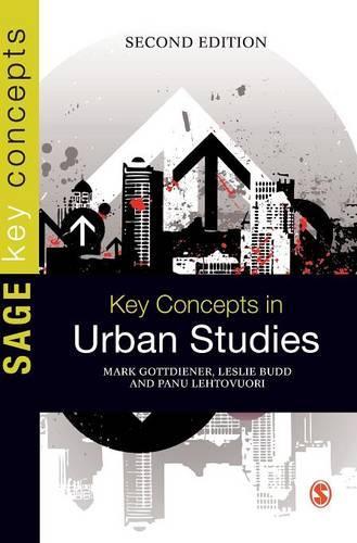 Key Concepts in Urban Studies - Sage Key Concepts Series (Hardback)