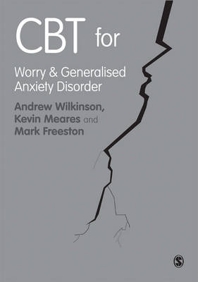 CBT for Worry and Generalised Anxiety Disorder (Paperback)