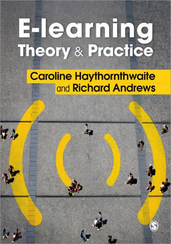 E-learning Theory and Practice (Paperback)