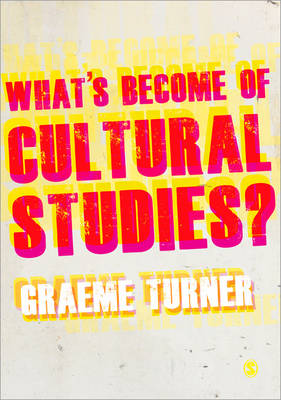 What's Become of Cultural Studies? (Paperback)