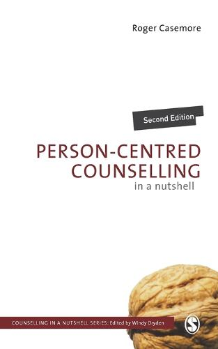 Person-Centred Counselling in a Nutshell - Counselling in a Nutshell (Paperback)