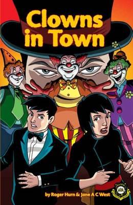 Clowns in Town - Alien Detective Agency (Paperback)