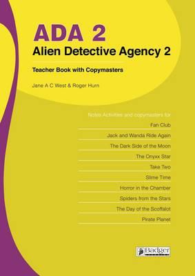 Alien Detective Agency 2 Teacher Book & CD - Alien Detective Agency 2