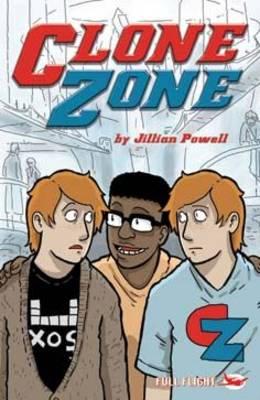 Clone Zone - Full Flight Thrills and Spills (Paperback)
