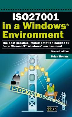 ISO27001 in a Windows Environment (Paperback)