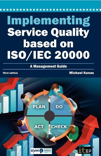 Implementing Service Quality Based on ISO/Iec 20000: 3rd Edition (Paperback)