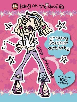 Groovy Chick Groovy Sticker Activity (Paperback)