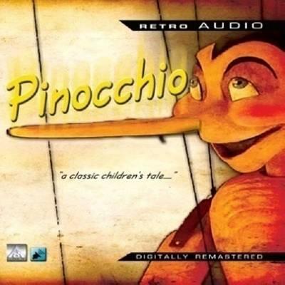 Pinocchio: A Classic Audio Play (CD-Audio)