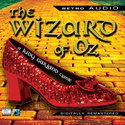 The Wizard of Oz: Featuring Judy Garland (CD-Audio)