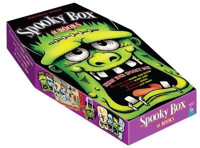 Spooky Box of Books