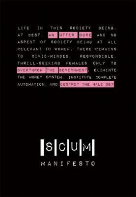 Scum Manifesto (Paperback)