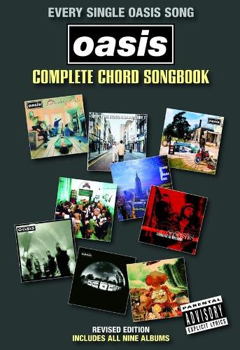 Complete Chord Songbook (Book)