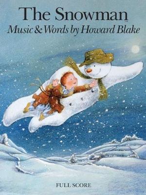 The Snowman (Full Score) (Sheet music)