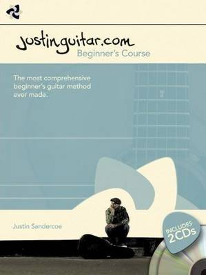 The Justinguitar.Com Beginner's Guitar Course: Beginner's Course (Paperback)