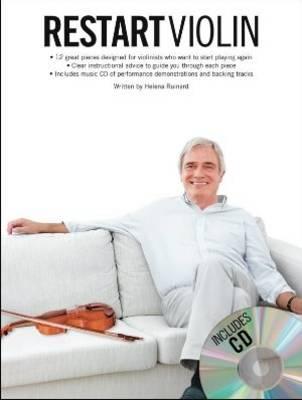 Restart Violin (Paperback)