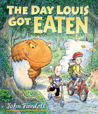The Day Louis Got Eaten (Hardback)